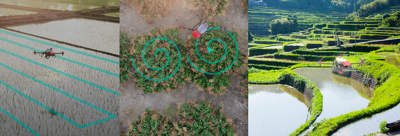 農業専用 UAS